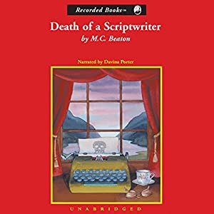 Death of a Scriptwriter Hörbuch