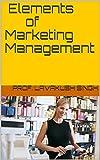 Elements of Marketing Management