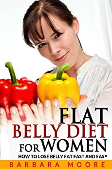 Flat Belly Diet Women Lose ebook product image