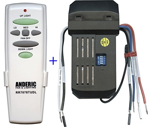 Anderic Replacement Universal Remote Control Conversion K...