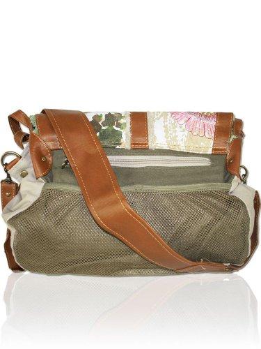 DESIGUAL Handtasche - BIG GRAN BANDOLER -