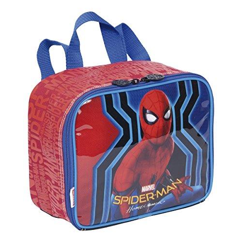 Lancheira Pequena Spiderman 18M