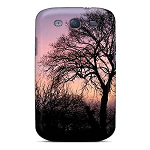 Anti-scratch Case Cover Phone Case Protective An Early Winter Morning Case For Galaxy S3
