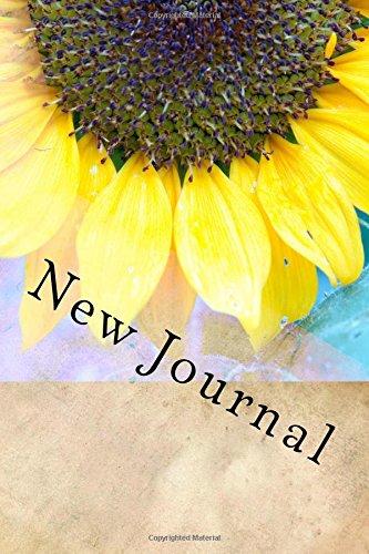 Download New Journal: Writing Journal pdf