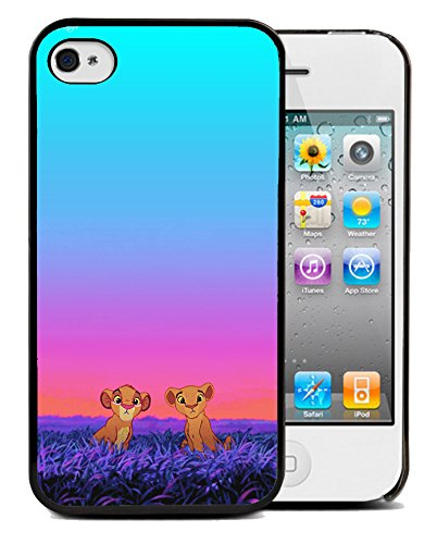 coque lion iphone 4