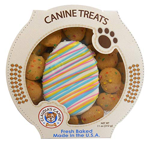 Claudias Canine Bakery Easter Dog Treats