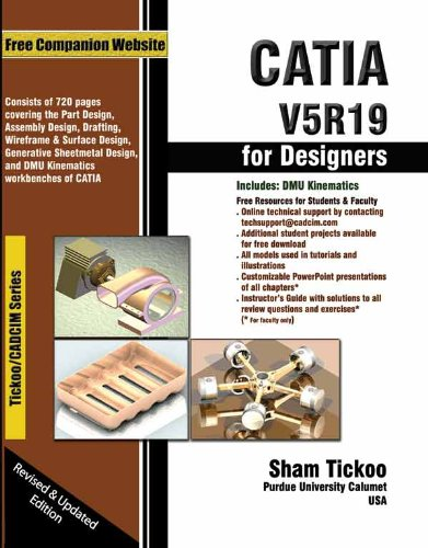 amazon in buy catia v5r19 for designers sham tickoo book online rh amazon in Sham Tickoo Website Book Cover