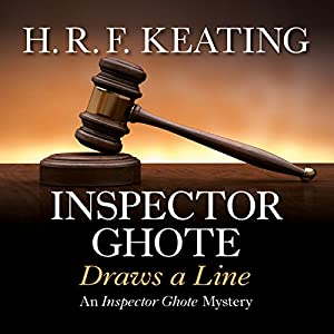Inspector Ghote Draws a Line Audiobook