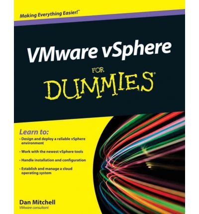[(VMware VSphere For Dummies )] [Author: William Lowe] [Mar-2011]