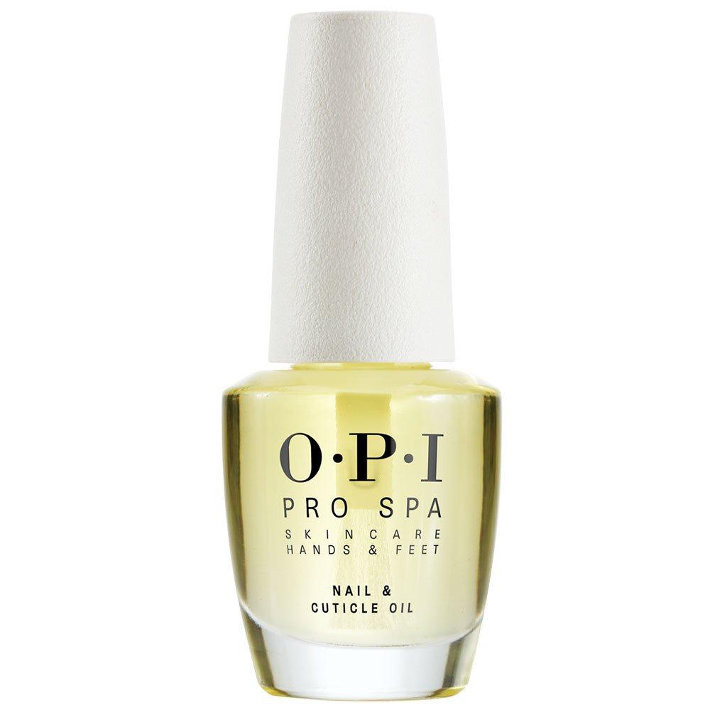 Amazon.com: OPI Pro Spa Nail & Cuticle Oil, 0.5 fl. oz.: Luxury Beauty