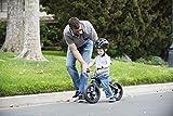 Joovy Noodle Helmet Extra Small-Small, Kids Helmet, Bike Helmet, Black