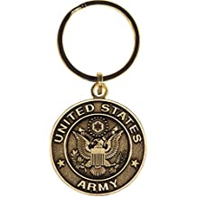 US Army Keychain Military Products Key Rings Gifts for Servicemen and Veterans