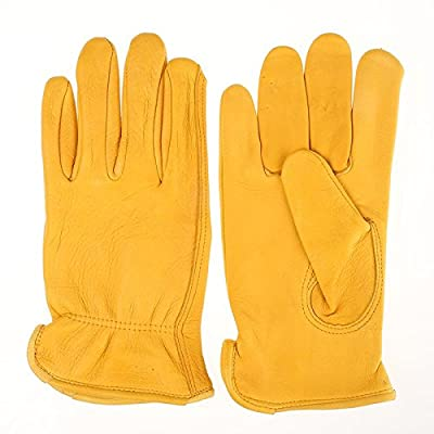 Tuff Mate Gloves Mens Tuff Mate 1500 Deerskin Glove