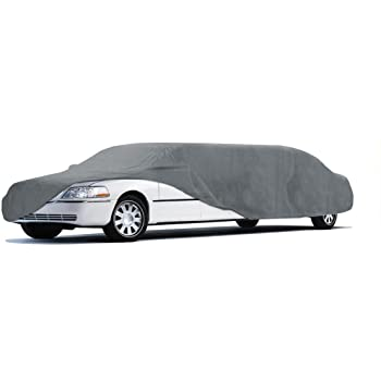OxGord LC-940-33 Limousine Limo Cover to Fit Limos up to 33 All Weather Protection