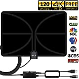 Best Antennas For Tvs - 2019 Upgade! HDTV Antenna, Indoor Amplified Digital TV Review