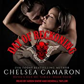 Day of Reckoning: Devil's Due MC, Book 4 | Chelsea Camaron