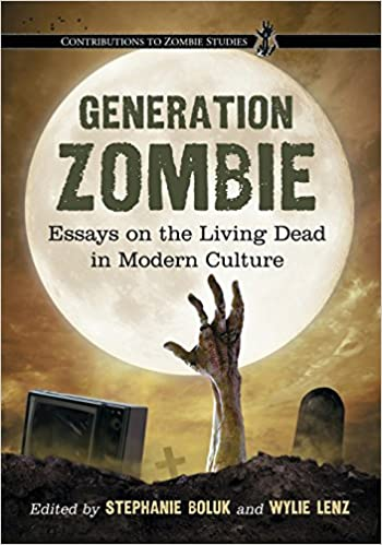 amazon com generation zombie essays on the living dead in modern  generation zombie essays on the living dead in modern culture contributions to zombie studies