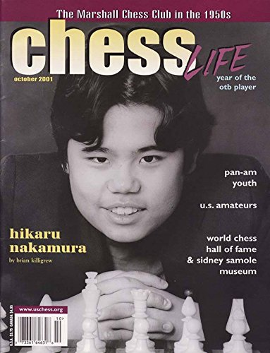 2001 Chess - Chess Life Magazine - October 2001 Issue