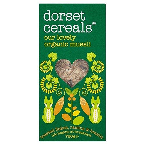 Dorset Cereals Organic Fruit Nuts & Seeds (780g) - Pack of 6 by Dorset Cereals (Image #1)