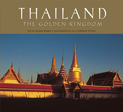 "With colorful, vivid photography and insightful commentary, this pictorial and Thailand travel guide offers readers a glimpse at a dynamic country and its people. Thailand has many claims on the title ""Golden Kingdom."" It is a country of shimmering w..."