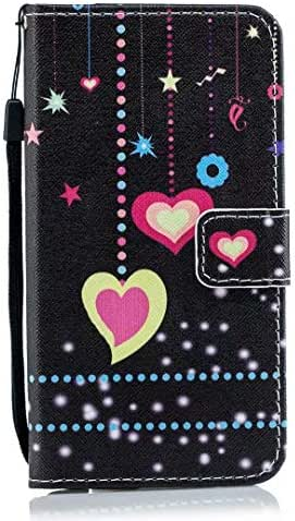 iPhone 11 Pro 2019 Case, Shockproof PU Leather Flip Slim Fit Notebook Wallet Cover with Card Slot ID Slot Magnetic Stand TPU Bumper Protective Phone Case Skin for iPhone 11 Pro 2019