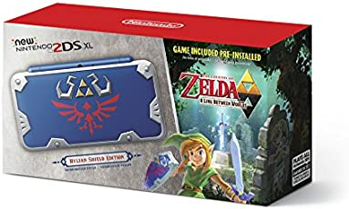 Nintendo Hylian Shield Edition for 2DS XL