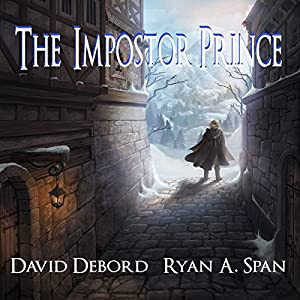 The Impostor Prince Audiobook