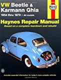 VW Beetle 1200 and Karman Ghia 1954-1979, John Haynes and D. M. Stead, 1850107297