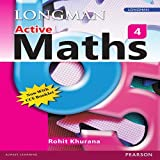 Longman Active Maths by Pearson for CBSE Class 4