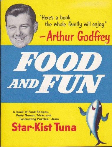 1953-star-kist-tuna-food-and-fun-arthur-godfrey-booklet