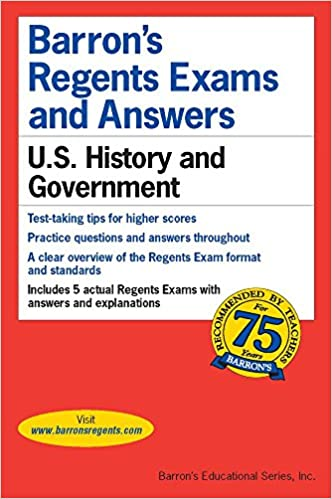Amazon regents exams and answers us history and government regents exams and answers us history and government barrons regents exams and answers fandeluxe Gallery