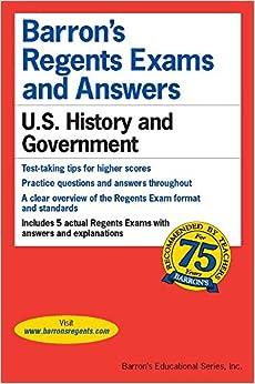 Us history regents essays
