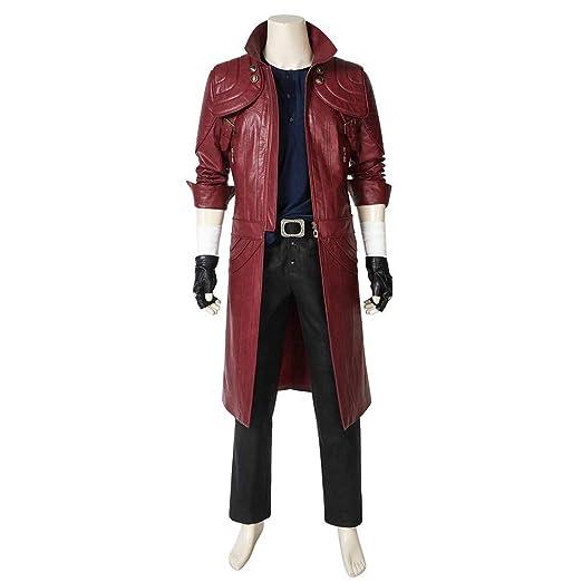 Amazon Com Cosdream Men Costume For Dante Cosplay Game 5