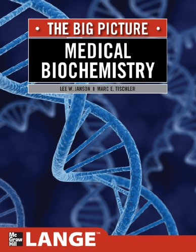 The Big Picture Medical Biochemistry (1st 2012) [Janson & Tischler]