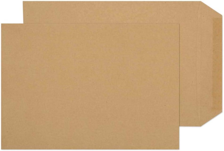 Blake Purely Everyday - Sobres tamaño C5, 229 x 162mm, autoadhesivo, 50 unidades