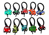 Best Hermes Present For Five Year Old Boys - AVIRGO 10 pcs Soft Zipper Pull Charms Review