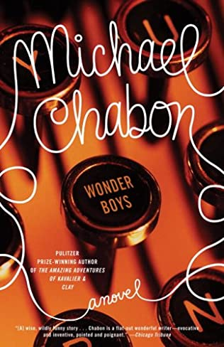 book cover of Wonder Boys