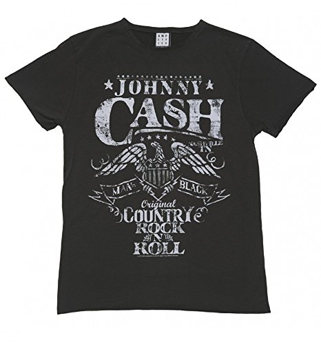 Aigle Johnny De Amplified Homme T Shirt Noir Cash pqn1xvT4gw