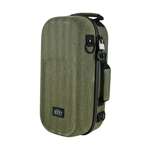 Price comparison product image AXE Pack GOO.O Carbon Series with SmellSafe and Lockable Technology in Olive