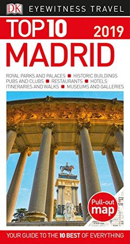 Top 10 Madrid (DK Eyewitness Travel Guide)