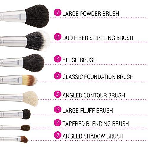 BH Cosmetics Studio Pro Brush Set with Belt