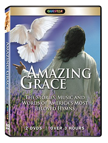 VHS : Amazing Grace: 6 Hymns that Changed the World 2 pk.