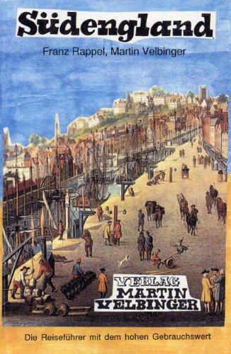 Südengland   (2. Auflage 1995)