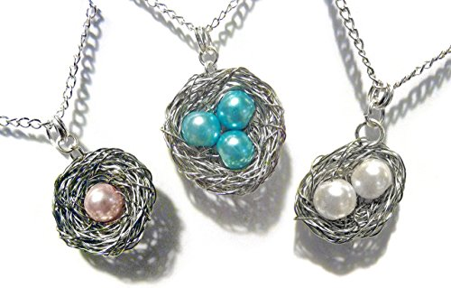 Silver Wrapped Pendant - 5