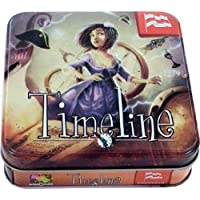 Timeline Historical Events Card Game