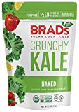 Brad's Plant Based Organic Crunchy Kale, Naked, 3 Count