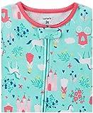Carter's Girls' 3-Piece Cotton Pajamas, Nap
