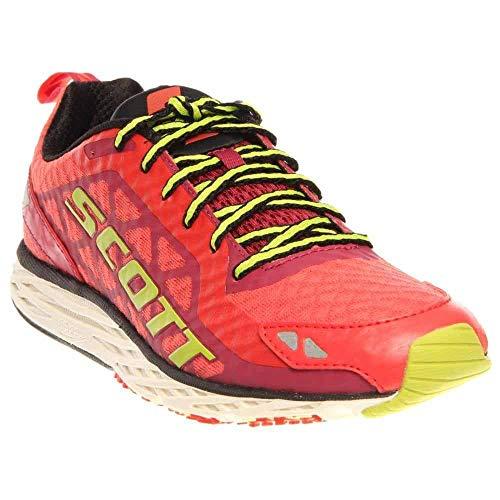 Scott Running Race Rocker 2.0-Womens, Red/Green, 8 C US
