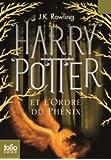 HARRY POTTER T.05 : ET L'ORDRE DU PHÉNIX
