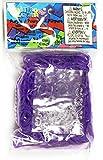 jelly bands rainbow loom - Rainbow Loom Twistz Bandz Refill - Jelly Purple